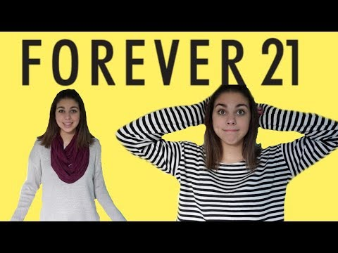 Another Forever 21 Haul
