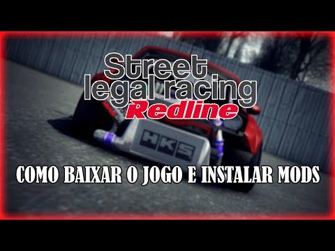 Street Legal Racing Redline - COMO BAIXAR O JOGO E INSTALAR MODS