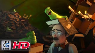 "CGI 3D Animated Short: ""Bookworm""  - by Richard Wiley"