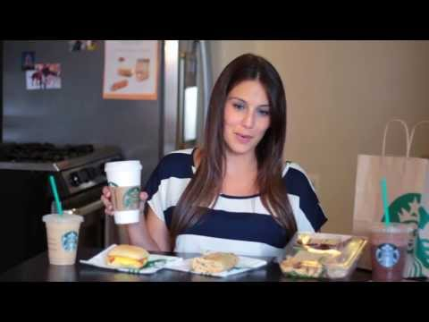 Starbucks- Eat, Drink & Be Skinny with Angie Greenup