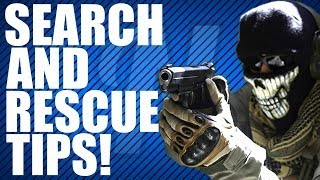 """COD Ghosts: """"Search and Rescue"""" NEW GAMEMODE - Gameplay, Tips, How to Play!"""