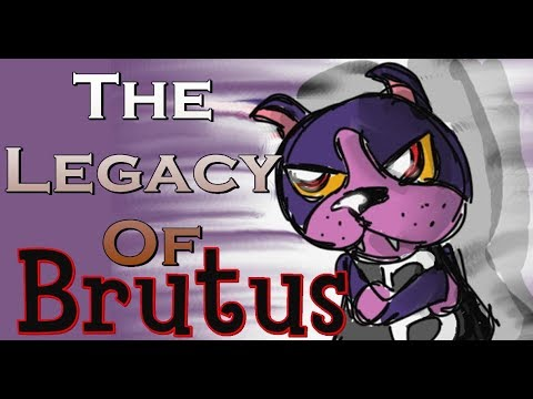 The Legacy of Brutus (Animal Crossing Urban Legend)