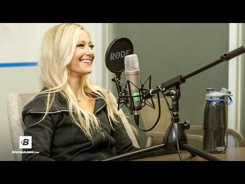 Bikini Redefined With IFBB Pro Amy Updike   The Bodybuilding.com Podcast   Ep 30