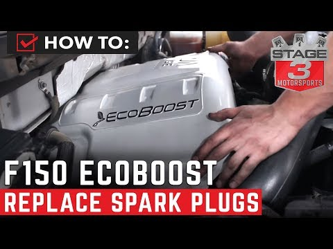 How to Replace Spark Plugs on F-150 EcoBoost