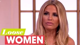 Katie Price Sticks Up For Sharon Osbourne