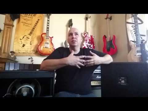 Open Back vs Closed Back Guitar Cabinets.