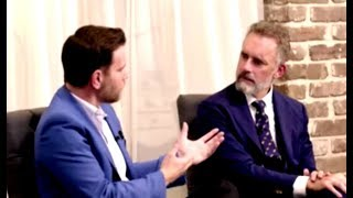 Jordan Peterson Has No Idea What Dave Rubin Is Talking About