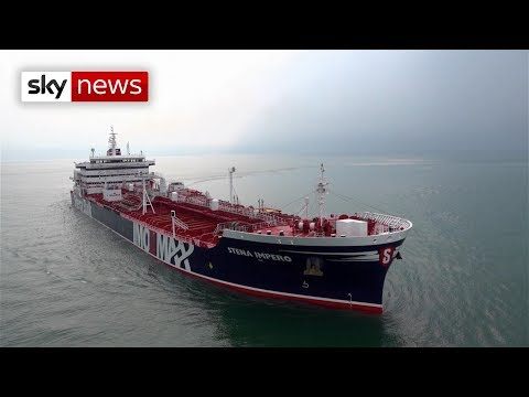 Xxx Mp4 BREAKING NEWS British Operated Oil Tankers Seized By Iran 3gp Sex