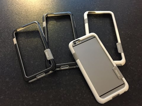 iPhone 6 & 6 Plus Walnutt Bumper Case Review