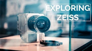 Exploring Zeiss   Visiting Zeiss HQ