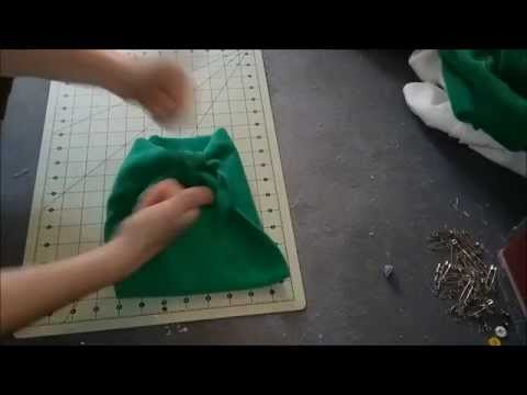 NO sew Fleece cover