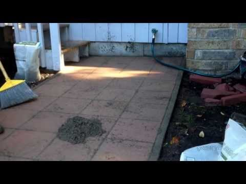 How to Install a Paver Sidewalk