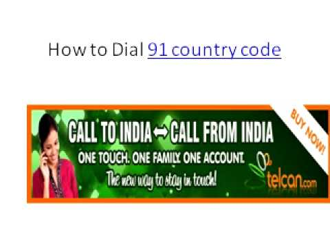 India calling from USA