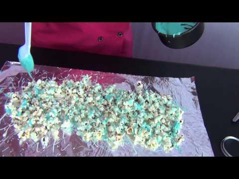 Easy Popcorn Treats by www SweetWise com