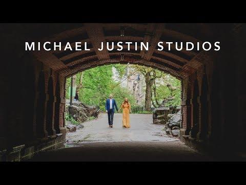 New York City Wedding Filmmaker Michael Porco of Michael Justin Studios