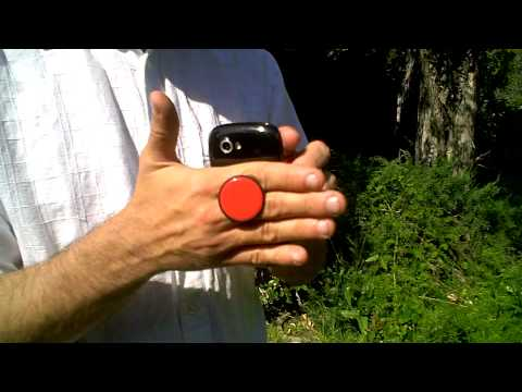 Smartphone owners...  Hold the phone, with HandAble!