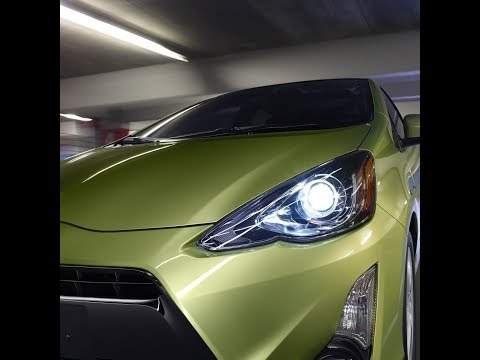 Toyota Aqua Maintenance Mode (Do Not Drive Regularly in this Mode)