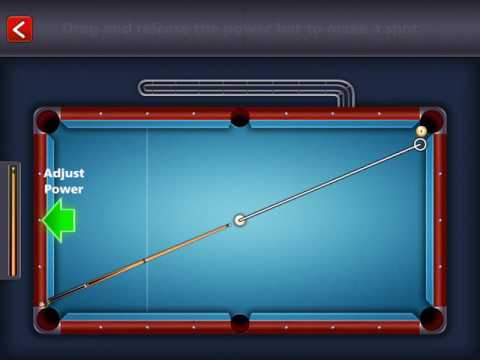 8 Ball Pool | How to finish tutorial Long Dick style