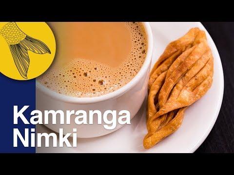 Nimki Recipe | Kamranga Nimki | Elo Jhelo Nimki | Durga Pujo Special