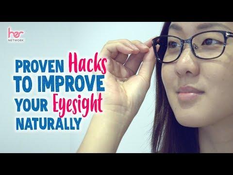 How to Improve Your Eyesight Naturally   Joanna Soh