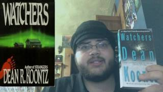 Horror Show Book Reviews Episode 30: Watchers (1987)