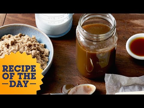 Recipe of the Day: The Pioneer Woman's Super Easy Caramel Sauce | Food Network