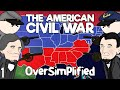 Download  The American Civil War - OverSimplified (Part 1) MP3,3GP,MP4