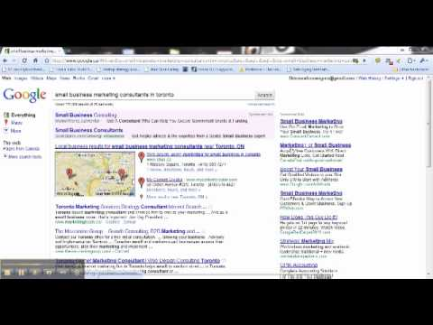 How to Rank on the First Page of Google Maps