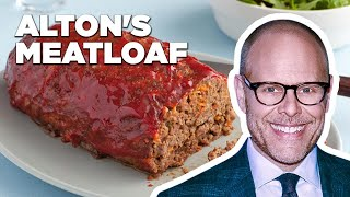 Alton Brown's Meatloaf | Food Network