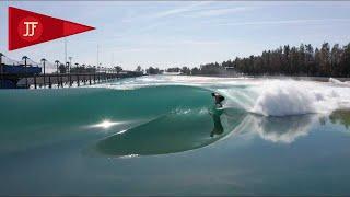 John John travels to Kelly's Wave Pool | WINTER 2020