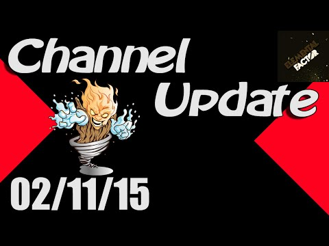 Channel Update February 11, 2015 - New Terraria Series, & More