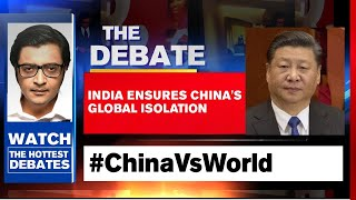 India Ensures China