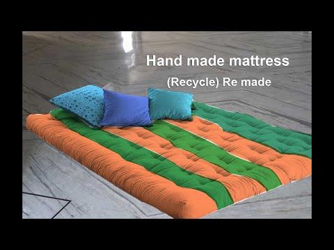 Hand made mattress