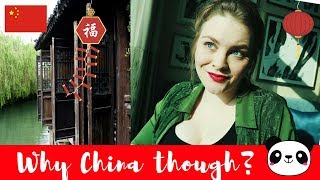 MY ONE AND ONLY LOVE, CHINA!