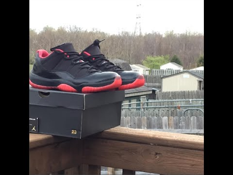 AIR JORDAN 11 Dirty Bred low customization!!!!!!