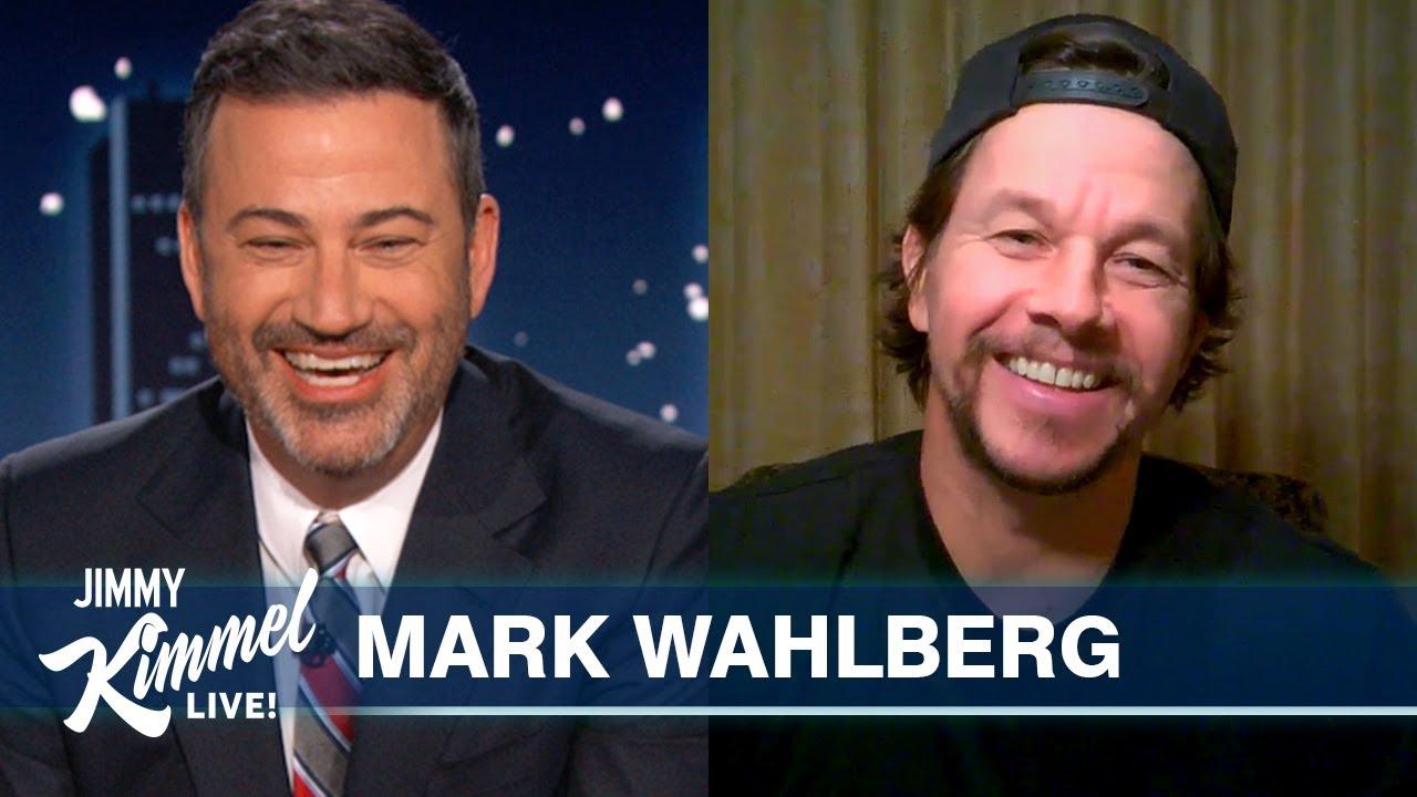 Mark Wahlberg on Crazy Schedule, 30 Pound Weight Gain & Time in Quarantine