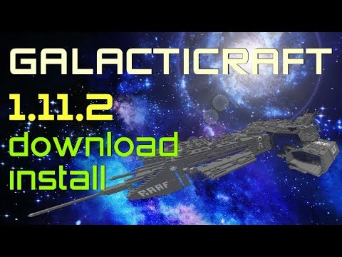 GALACTICRAFT MOD 1.11.2 minecraft - how to download and install Galacticraft 1.11.2 (with forge)