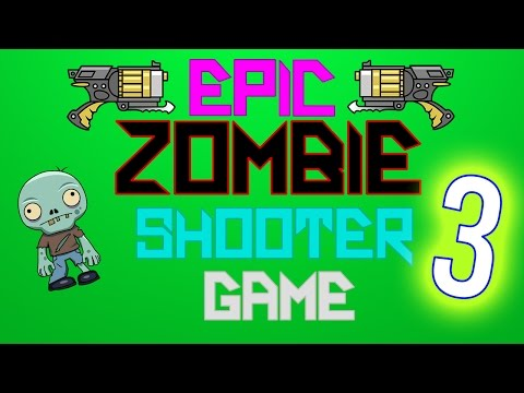 Scratch Tutorial: How to Create an Epic Zombie Shooter Game! (Part 3)