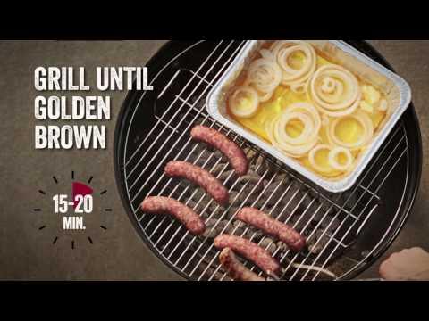 Recipe: Johnsonville Brat Hot Tub