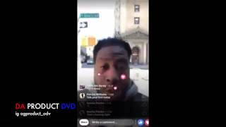 Brooklyn Goon Call Out Slim 400 Looking For 6ix9ine In The Wrong Hood.DA PRODUCT DVD