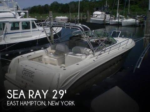[UNAVAILABLE] Used 2007 Sea Ray 290 Amberjack in East Hampton, New York