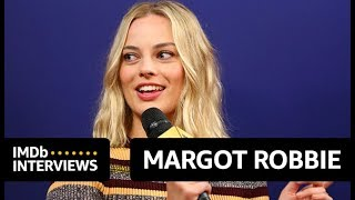 Margot Robbie Discusses Tonya Harding