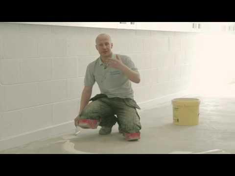 How to glue vinyl flooring