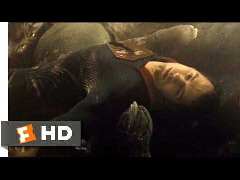 Xxx Mp4 Batman V Superman Dawn Of Justice 2016 The Death Of Superman Scene 10 10 Movieclips 3gp Sex