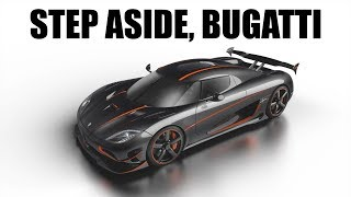 How Koenigsegg Destroyed Bugatti