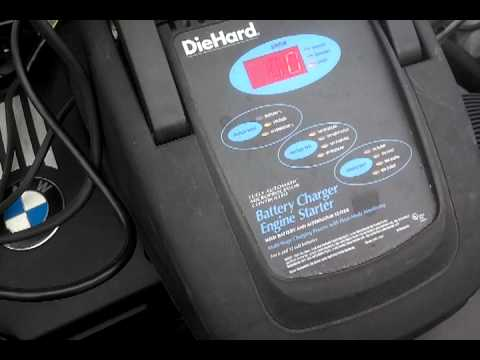 BMW Connecting Battery Charger, For Charging and Maintaining, How To Connect a BMW trickle Charger