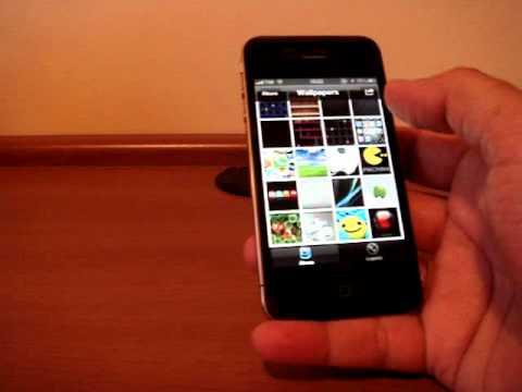 Como enviar varias fotos ao mesmo tempo atraves do iPhone
