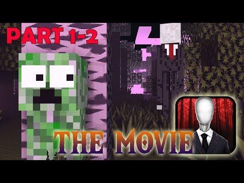 Monster School : SLENDERMAN 'S REVENGE THE MOVIE PART 1-2