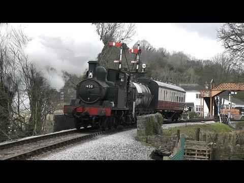 South Devon Railway 'Western Branch Line Gala' - Saturday 23rd February 2013