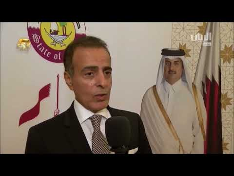 The Embassy of Qatar in Madrid celebrates The National Day
